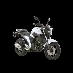 Yamaha FZ25 Blanca