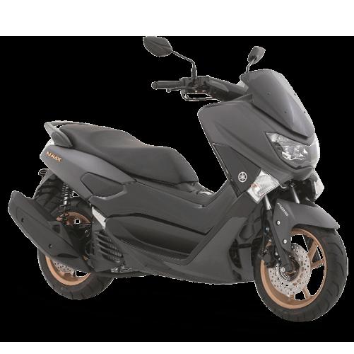 Yamaha NMAX Negra