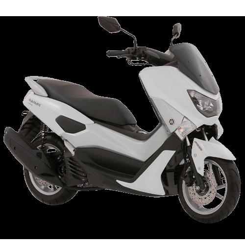 Yamaha NMAX Blanca