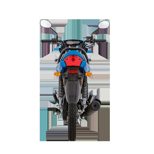 Yamaha YCZ Azul